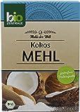 biozentrale Kokosmehl - glutenfreie Proteinquelle - low carb Produkt, 350 g