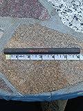 6 inches long x 1/2 inch diameter.Giant Ferrocerium Rod/ferro Rod/ Flint steel/fire starter/mischmetal firesteel.