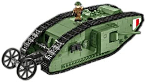 COBI Historical Collection MARK I Tank