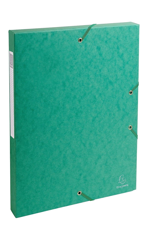 Exacompta 50303E Scatole Archivio, 24x32 cm, Verde
