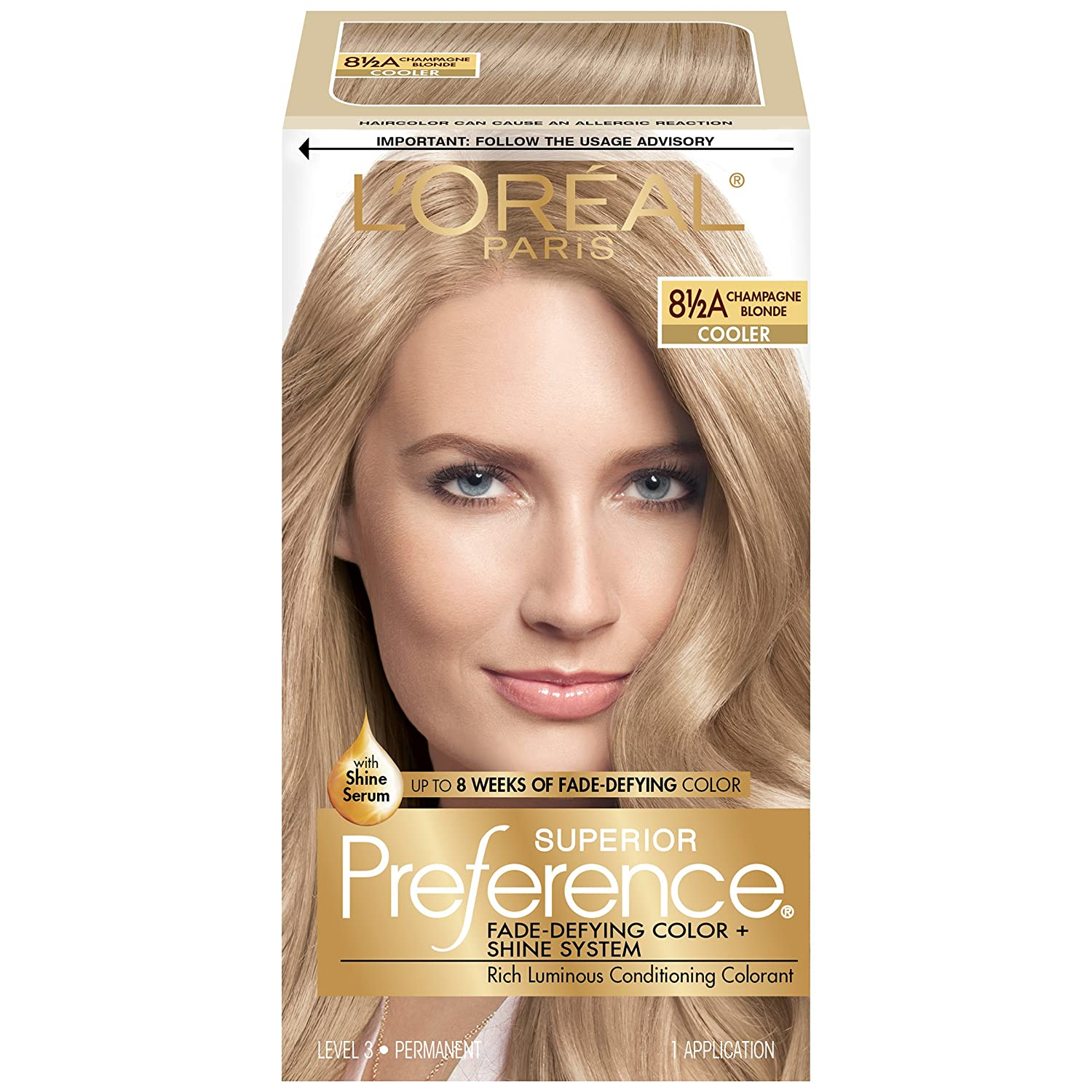 Buy loreal preference hair color champagne blonde online at low buy loreal preference hair color champagne blonde online at low prices in india amazon nvjuhfo Images