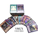 200 Yugioh Cards! (50 Rares) No Duplicates! Holos Included!