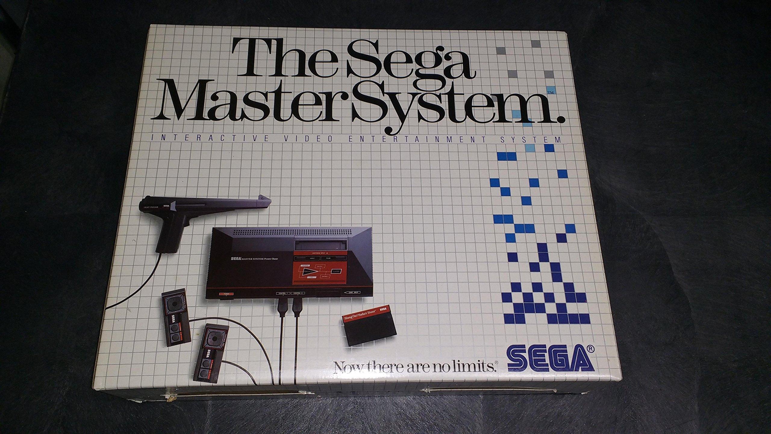 Sega Master System 1 - Video Game Console