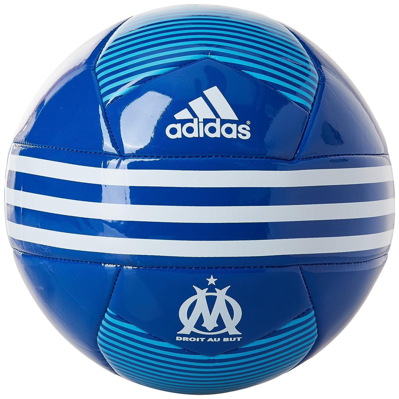 adidas UEFA Euro 2016 Olympique de Marsella balón Blue/OM Blue ...