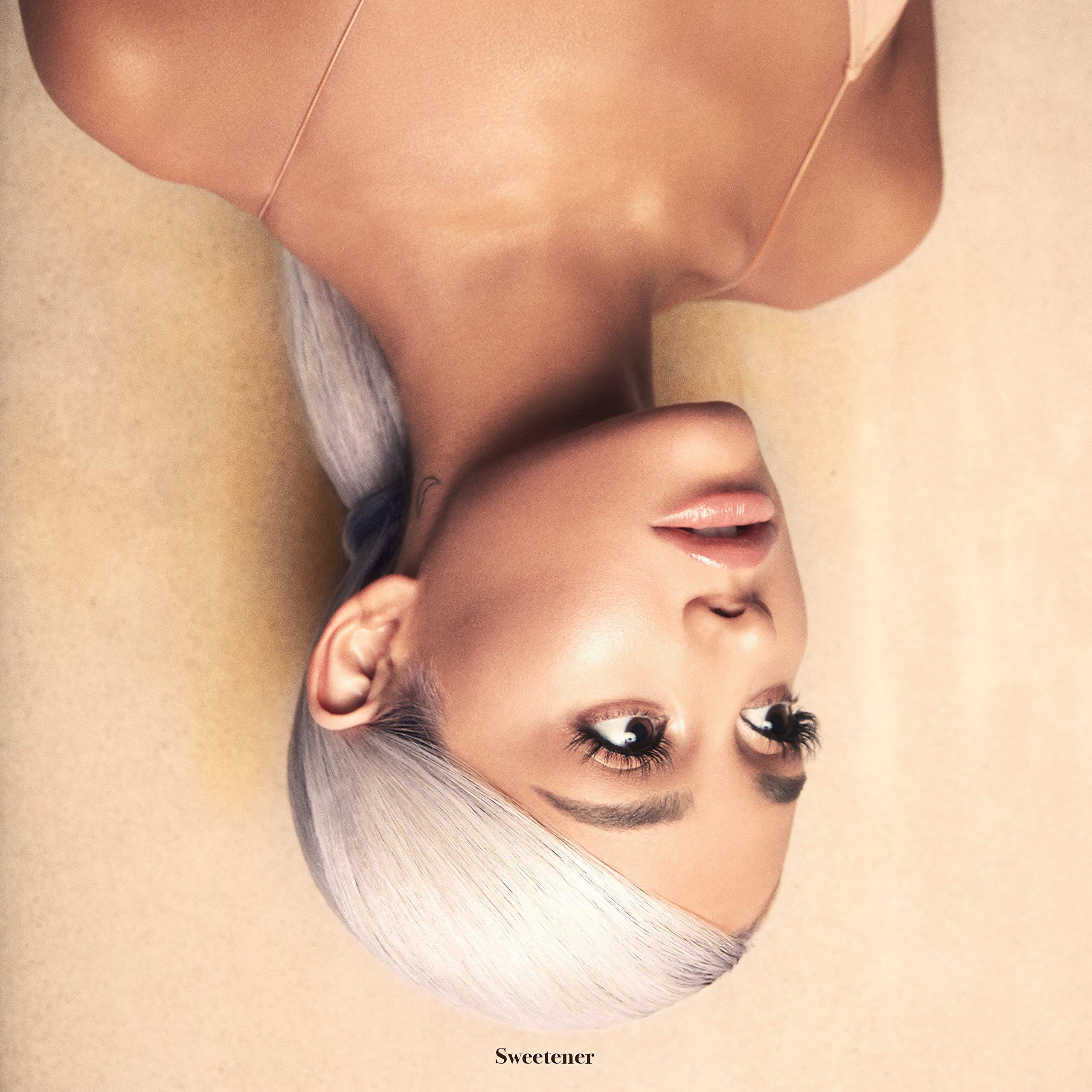 CD : Ariana Grande - Sweetener (Clean Version)