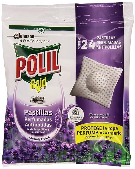 Raid Pastillas Lavanda Fresca - 24 unidades: Amazon.es ...