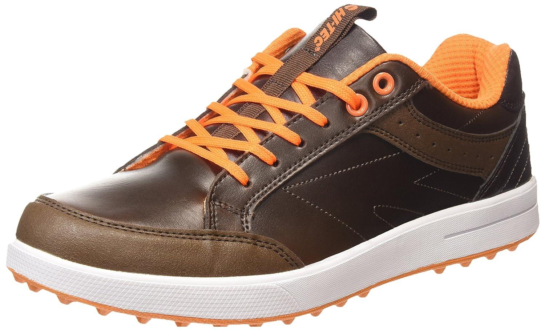 2015 Hi-Tec HT Combi Sneaker Leather Mens Spikeless Golf Shoes-Waterproof