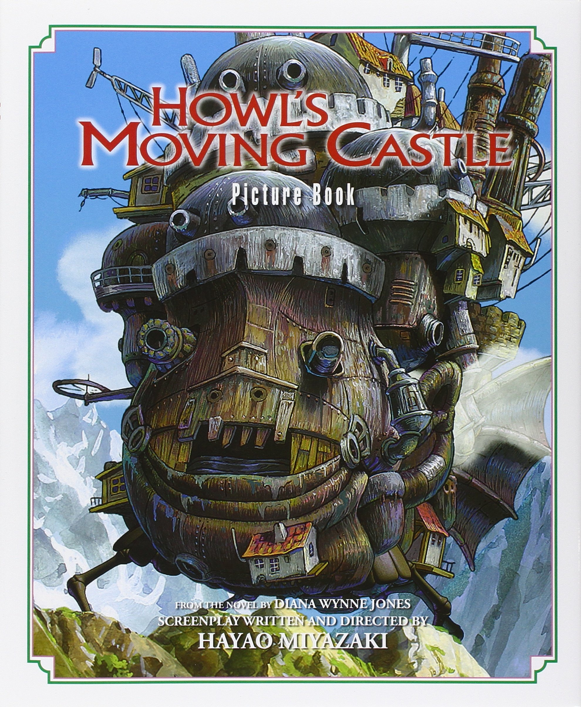 Image result for howl's moving castle book
