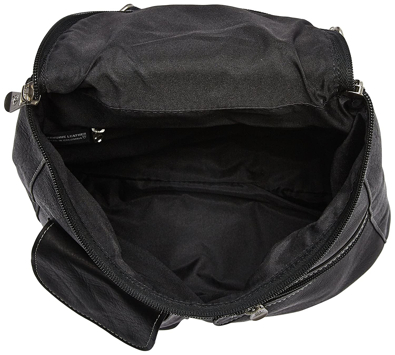 Royce lujo Tablet iPad mochila hecho a mano en piel auténtica de Colombia negro negro talla única: Amazon.es: Electrónica