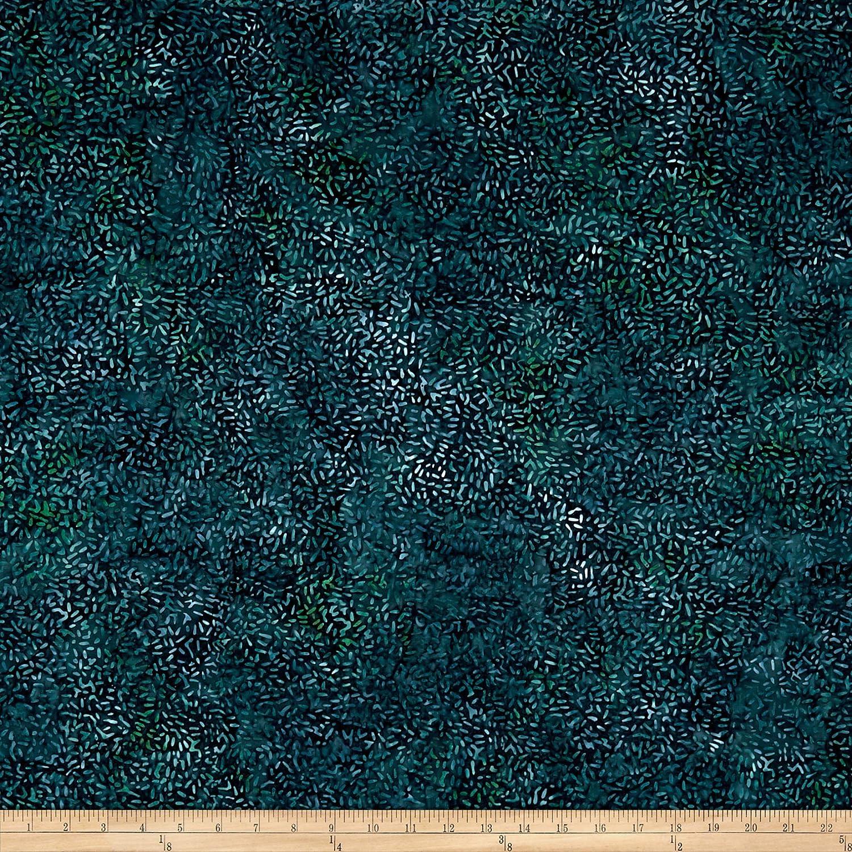 Northcott Banyan Batiks Ketan Basics Mint Icing Fabric by The Yard,