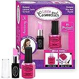 Little Cosmetics Pretend Nail Polish & Lipstick Accessory Set