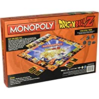 USAopoly Monpoly Dragon Ball Z Board Game