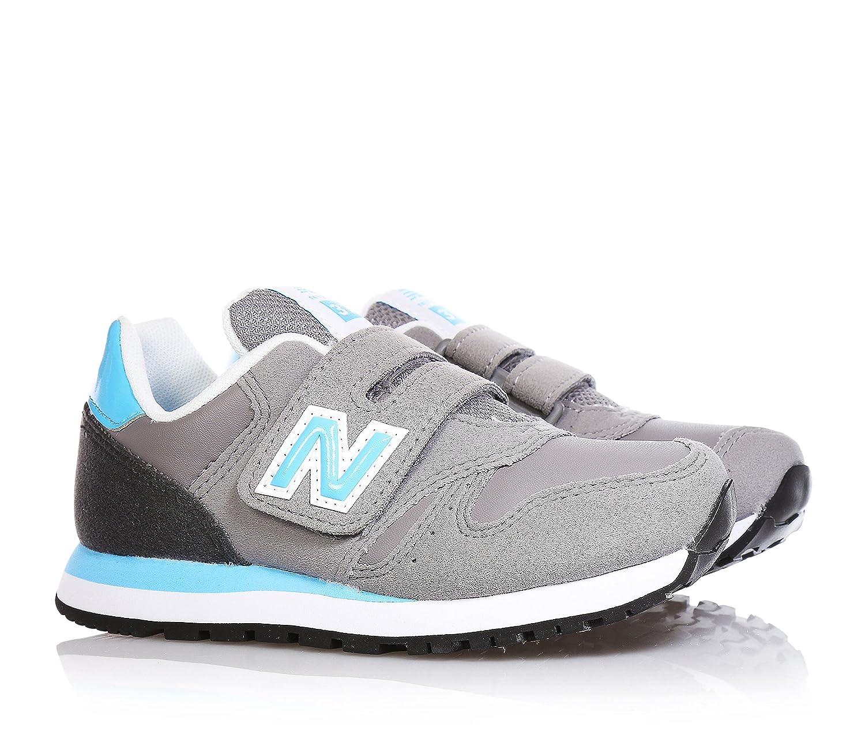 New Balance 373 Chaussures Pour Bébés Baskets Kv373yli Bleu Gris veJcl4