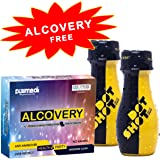 ALCOVERY FREE PARTY OFFER (With 2 DotShots) 100% Ayurveda Formulation for Hangover Control, No Nausea, No Headache