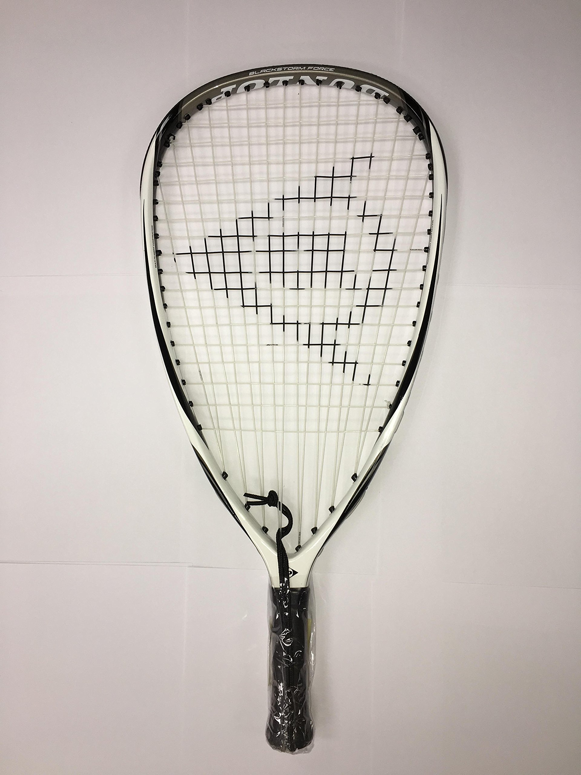 Dunlop Blackstorm Force Racquetball Racquet