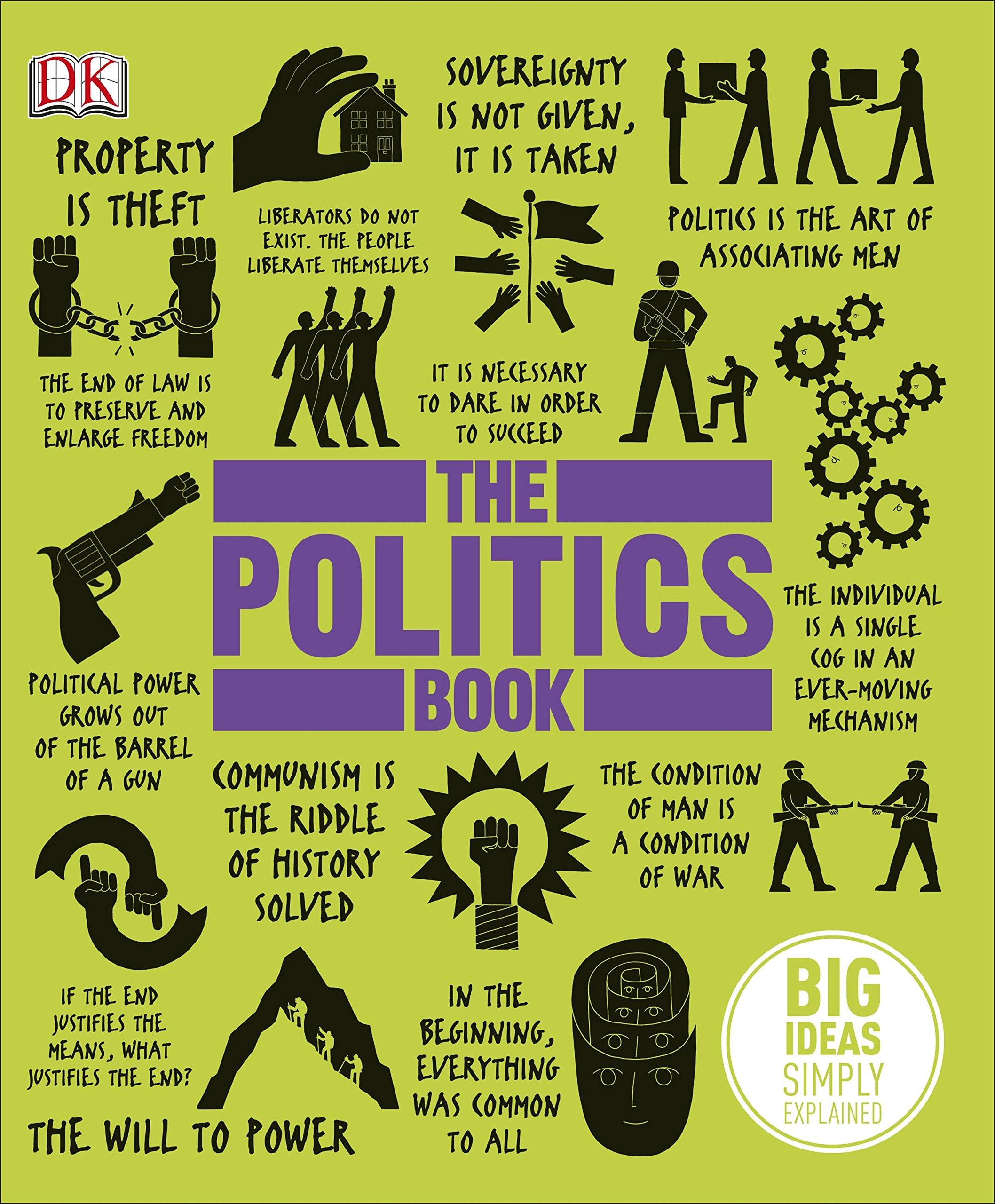 The Politics Book  Big Ideas Simply Explained  English Edition