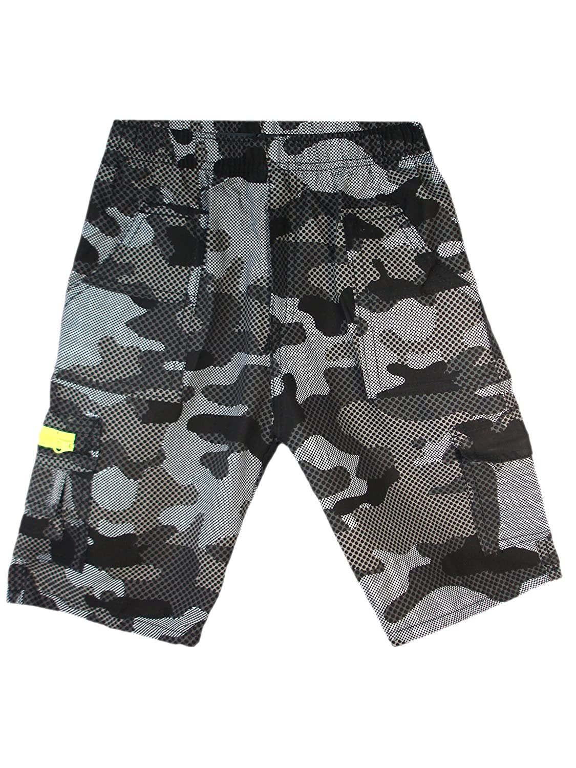 Charcoal Camouflage 156