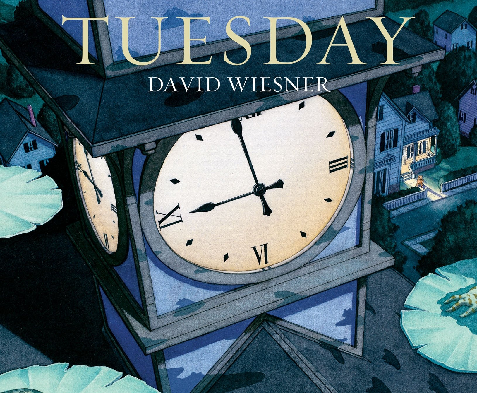 Tuesday: Amazon.co.uk: Wiesner, David, Wiesner, David: Books