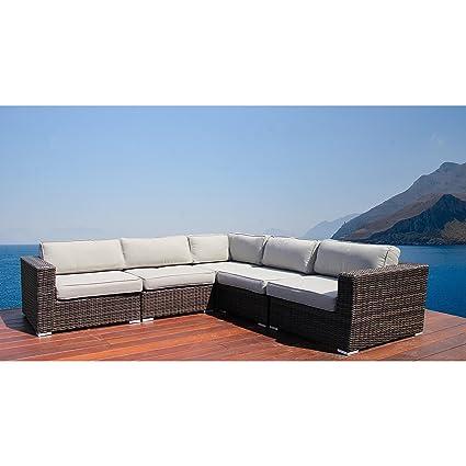 Amazon.com: Living Source International - Juego de sofá para ...