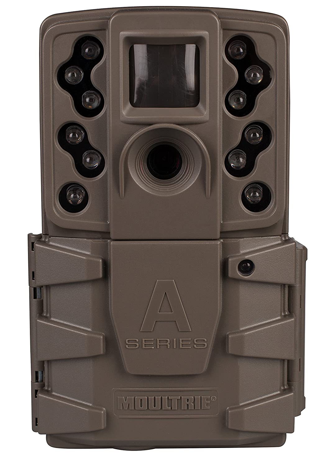 Moultrie A 25 Game Camera 2018 | A Series| 12 MP | 0.9 S Trigger Speed | 720p Video | Compatible with Moultrie Mobile sold separately