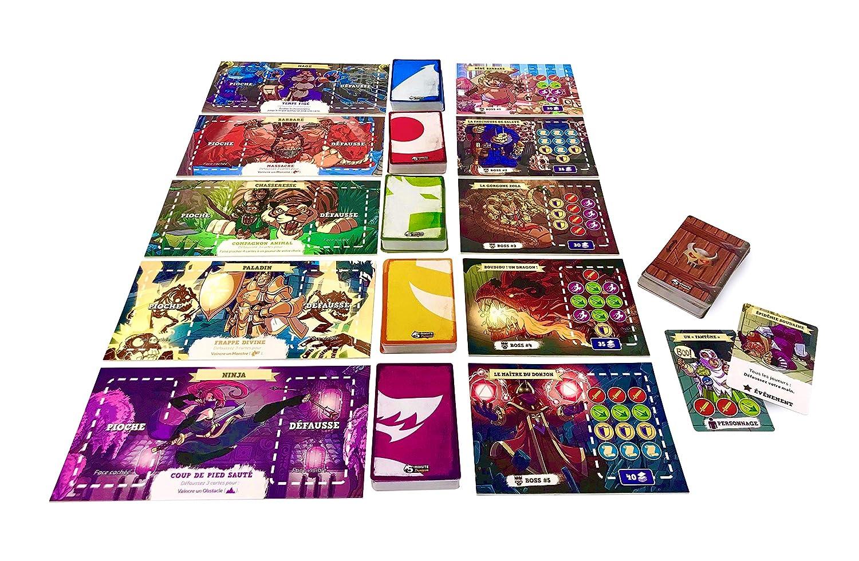 Board Games 6055161 Juego de mesa de 5 minutos, multicolor ...