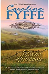 Texas Lonesome (McCutcheon Family Series Book 8) Kindle Edition