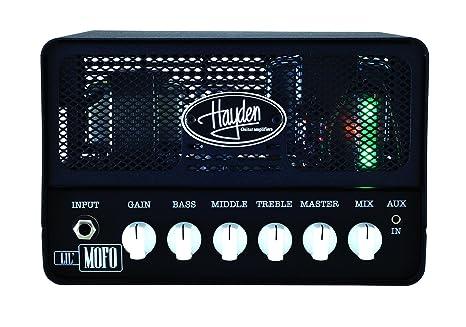 Hayden Lil Mofo Amplificador Negro: Amazon.es: Instrumentos ...