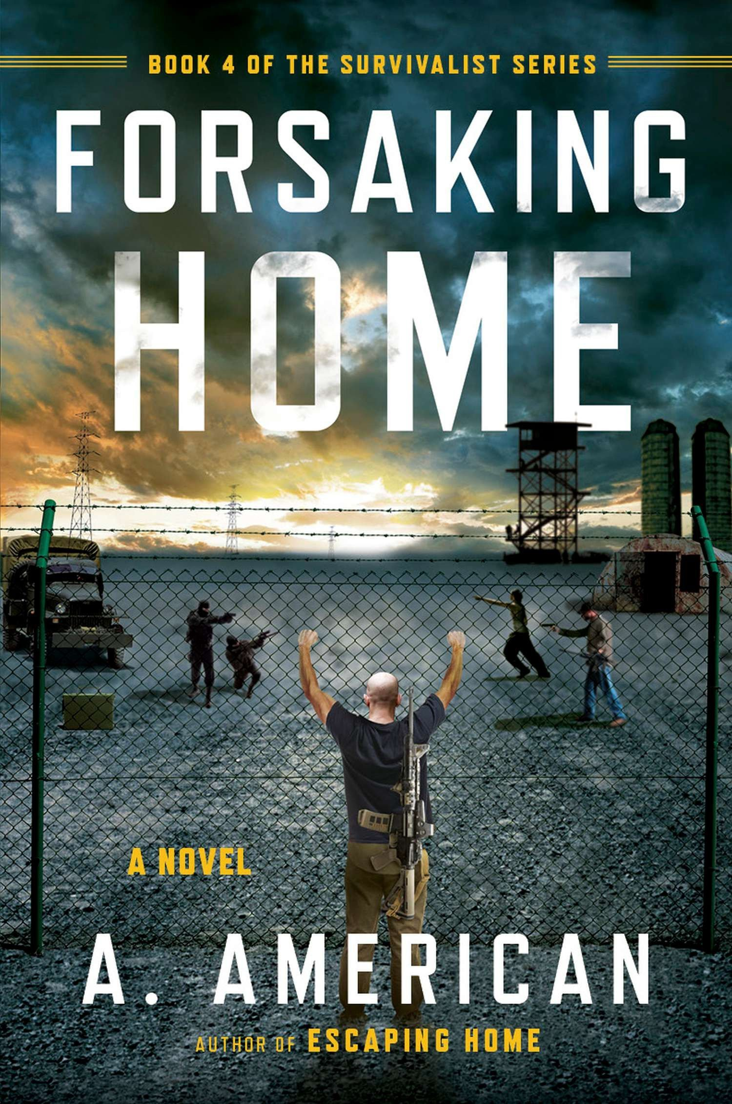 Forsaking Home (The Survivalist Series) pdf