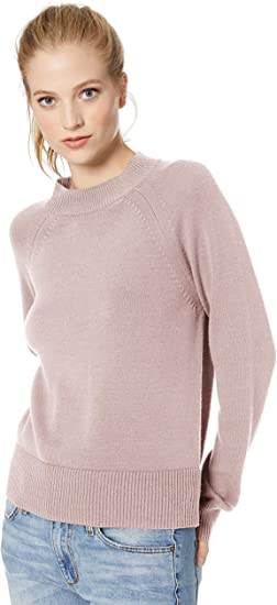 Lands End Womens Chenille Tunic Sweater Cowl Neck