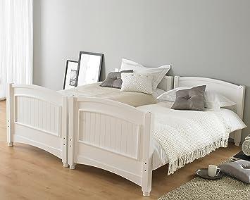 Etagenbett Zwei Einzelbetten : Etagenbett zwei einzelbetten hochbett betten bett fur