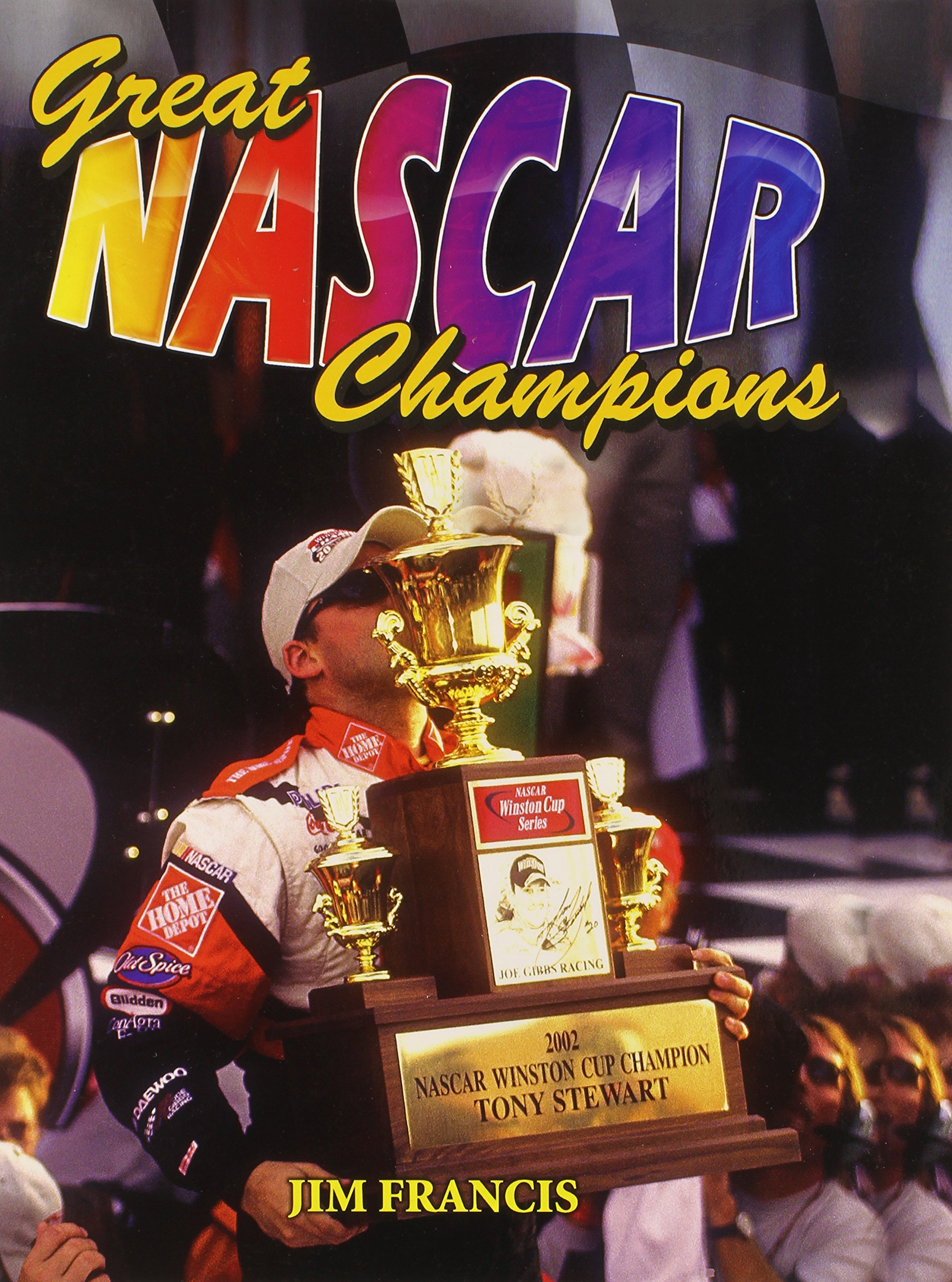 Great NASCAR Champions by Crabtree Pub Co (Image #1)