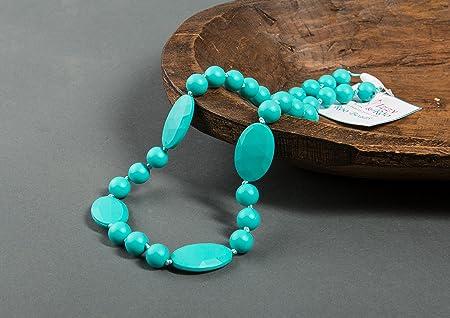 Roo Beads Charlotte - Collar de silicona para dentición de ...
