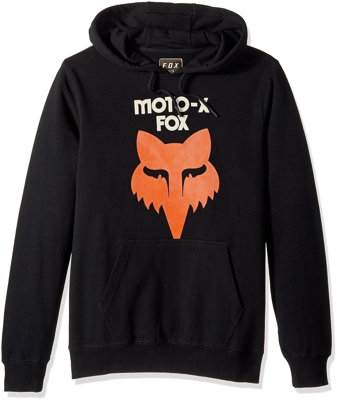 Fox Hoody Legacy Heritage Schwarz Gr. L