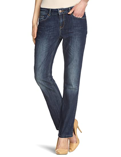 Womens Straight Fit Trouser Cross Jeanswear