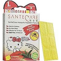 Santecare IBI-246 Mosquito Repellent Patch, 12 Count