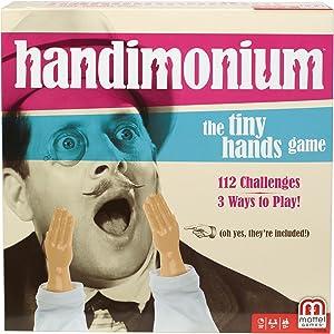 Mattel Games Handimonium Game