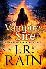 Vampire Sire (Vampire for Hire Book 15) Kindle Edition