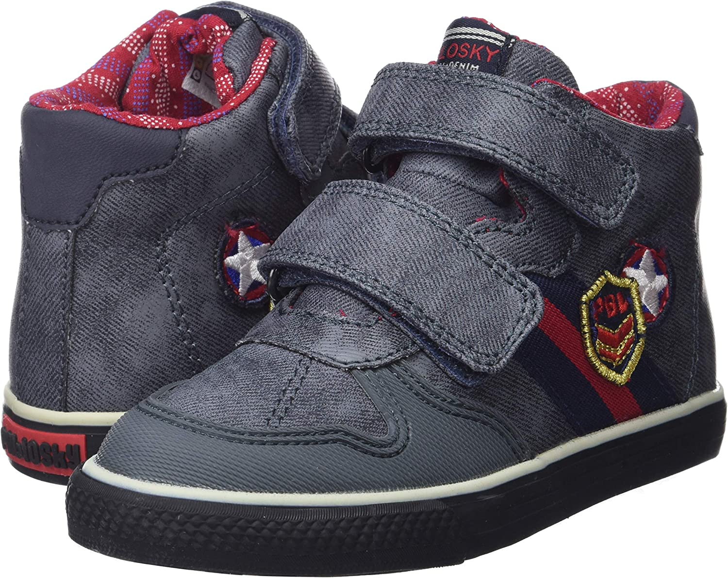Pablosky Boys 952340 Low-Top Sneakers