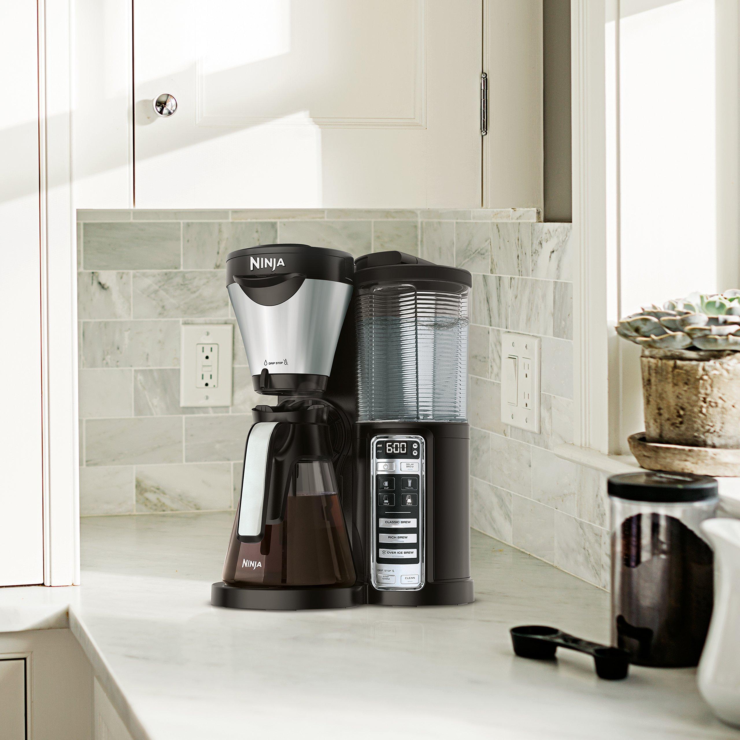CF021 Coffee Maker, Black by Ninja (Image #2)