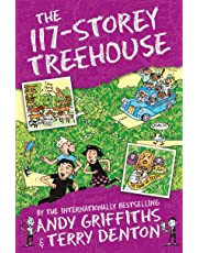 The 117-Storey Treehouse (The Treehouse Books)
