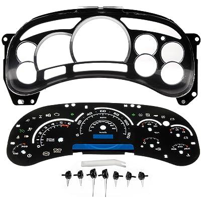 Dorman 10-0104B Instrument Cluster Upgrade Kit: Automotive