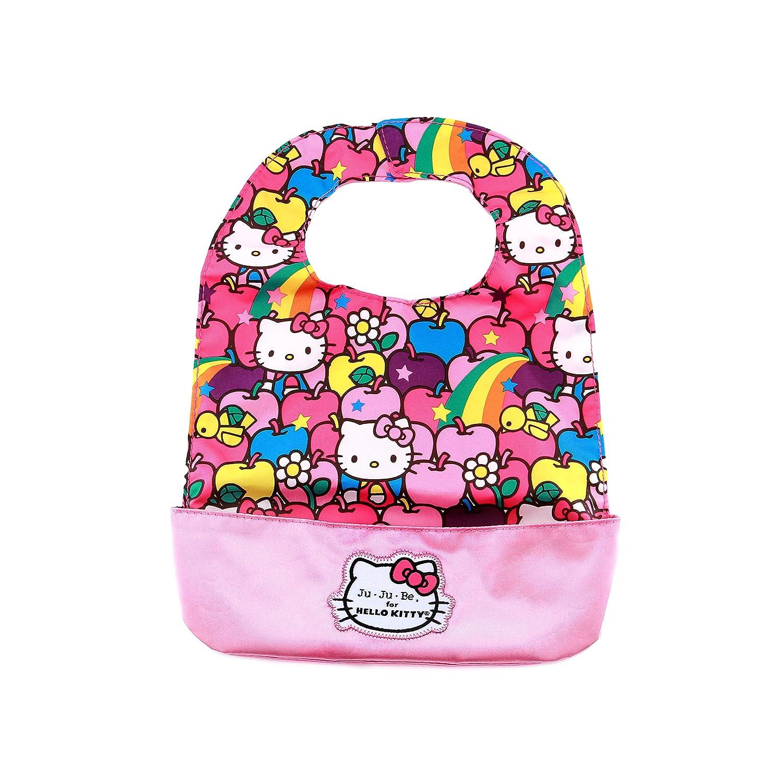 Amazon.com: Ju-Ju-Be Hello Kitty Collection Be Neat – Babero ...