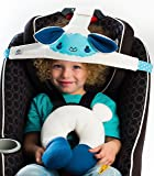 NoBob Child Car Seat Head Support & Travel