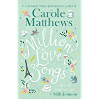 Million Love Songs: The laugh-out-loud, feel-good summer read of 2018