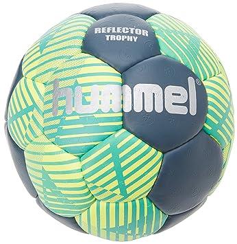 e8c5dc112a147 hummel Ballon de Handball Taille 0, 1, 2 ou 3 pour & Training - Reflector  Trophy HB ...