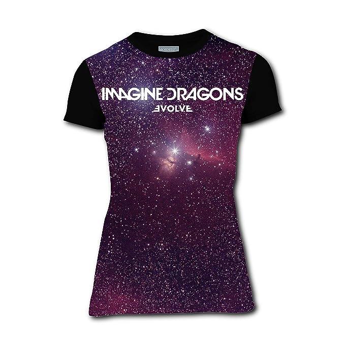 amazon com rodono imagine dragons evolve 3d printed short sleeve