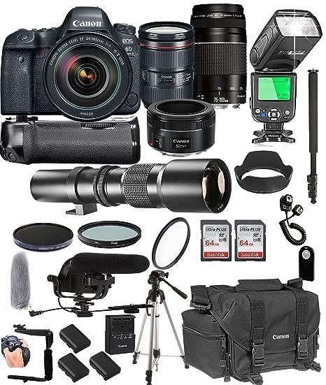 Review Canon EOS 6D Mark