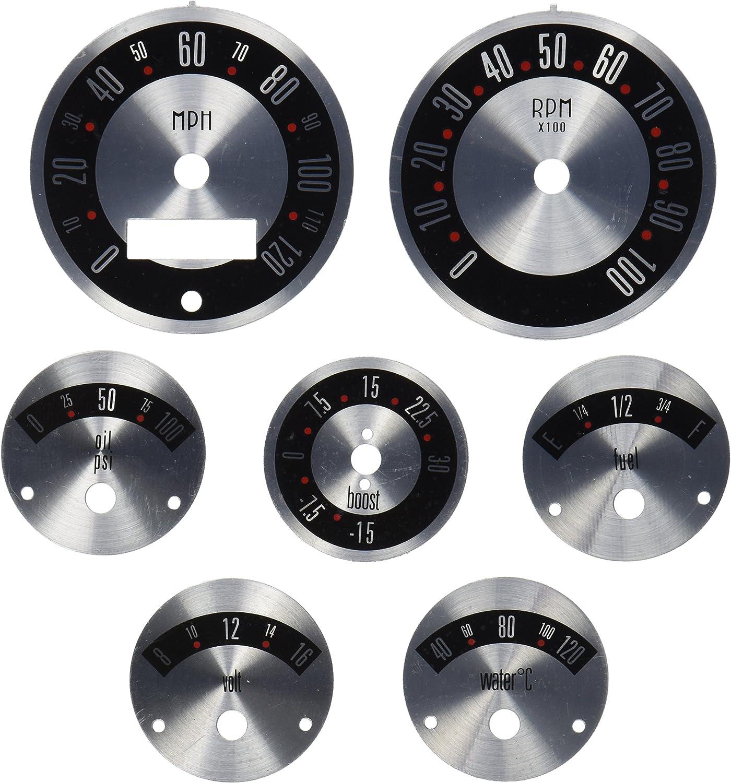 Aurora Instruments GARA11ZEXPACCC American Classic Black V Style Kit