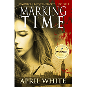 Marking Time (The Immortal Descendants, Book 1)