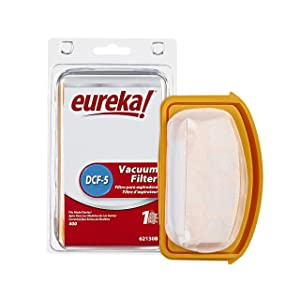 Genuine Eureka DCF-5 Filter 62130B - 1 filter